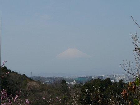 090403-鎌倉 富士山