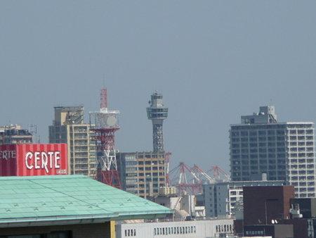 090409-野毛山公園から (1)