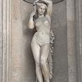 ルーブル外壁彫像