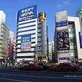 Photos: 池袋 ノバ広告