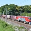 コンテナ貨物列車 EH500-38