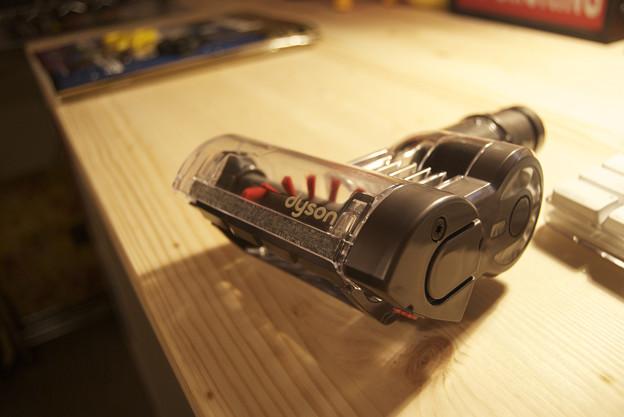 dyson motorhead