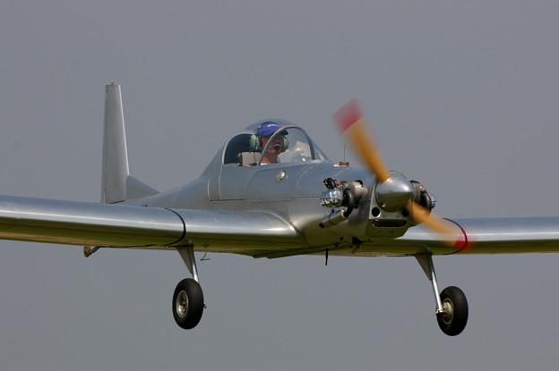 Photos: 手作り飛行機