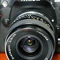 Photos: NikonにCONTAX