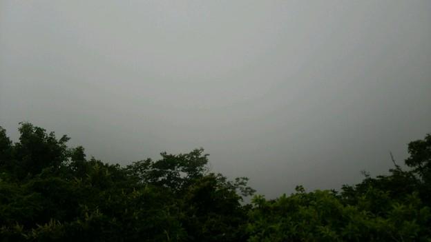 写真: 天気不安だったけど錫杖登っ...