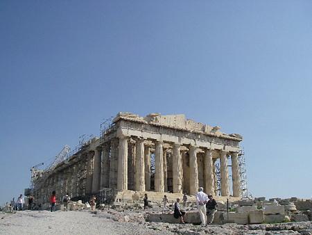 アテネ(Athens)にて
