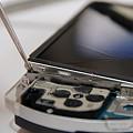 写真: PSP液晶自力交換 07