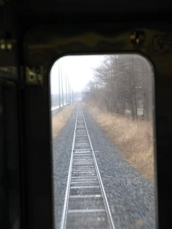 キハ110系小海線の車窓1