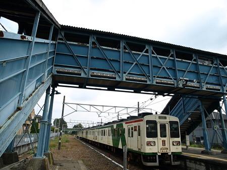 107系(鶴田駅)6
