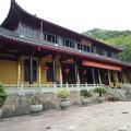 天童寺蔵経楼 A depository for sacred Buddhist sūtras