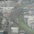 写真: 横浜線菊名駅