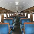 写真: 旧型客車