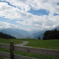 Photos: アルムの山