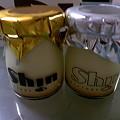 写真: FACTRY Shin(ファクトリーシン)の「金のプリン」「銀のプリン」