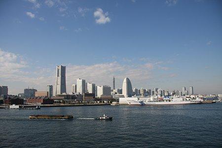 2008.12.23 大桟橋 みなとみらい