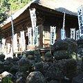Photos: 2009.01.17 鎌倉 杉本寺 五輪塔群から本堂