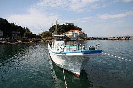 2009.03.07 諸磯漁港 海帆丸