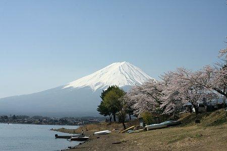 2009.04.11 川口湖☆