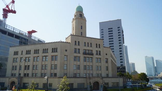 横浜税関『クイーンの塔』