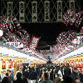 Photos: 浅草/仲見世通りは正月飾り。