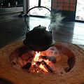 Photos: 囲炉裏のヤカン0302ta