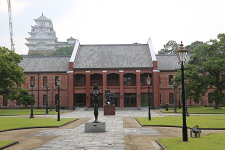 姫路文学館から姫路城 - 2