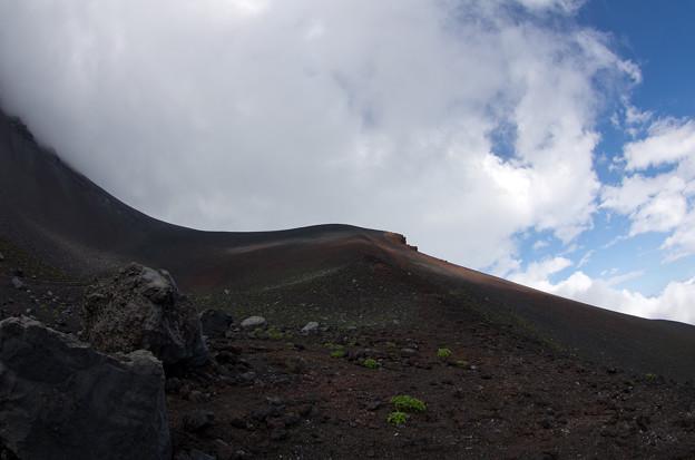 プチ富士登山8