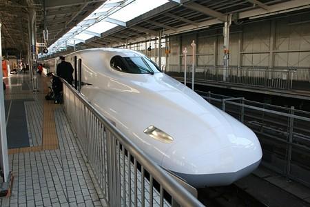 東海道・山陽新幹線「N700系」