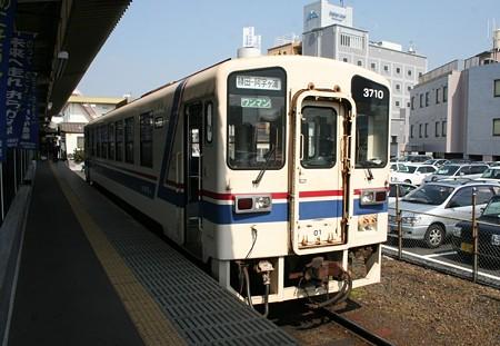茨城交通湊線・キハ3710形