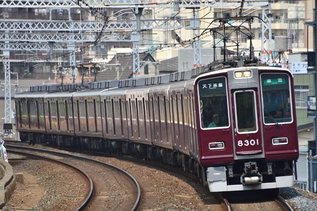 阪急8301F