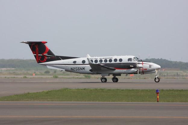 Beech King Air 350ER N256NM