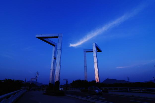 写真: 白龍が行く(2)
