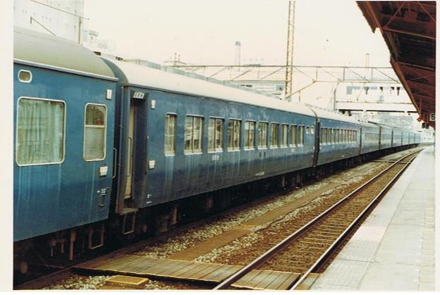 10 Series, Ohanefu 12 'B' class sleeper / オハネフ12