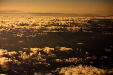 戦時中の雲海