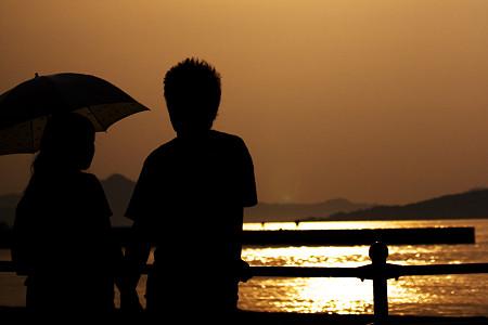 海辺の思い出