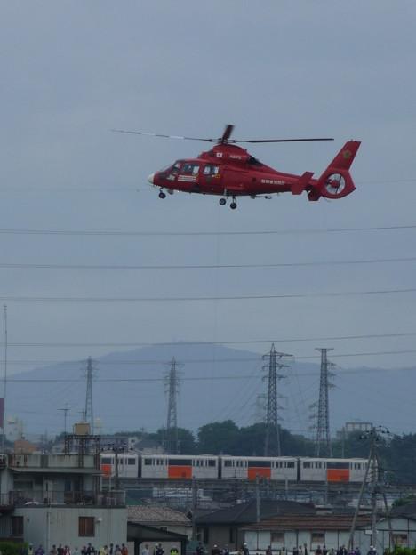 消防庁ヘリコプター4