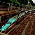 E5系新幹線の帰還