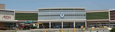 イオン浜松市野ショッピングセンター 9月末 リフレッシュオープン 1