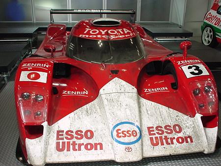 東京モーターショー ル・マン トヨタ 1999-10-29 16-37-1800016