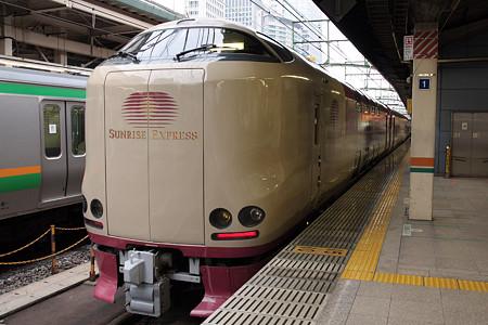 東京駅(サンライズ出雲/瀬戸)