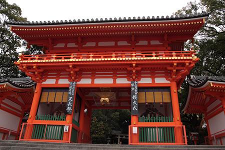 八坂神社(西楼門)