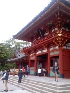 鶴岡八幡宮(5月6日)