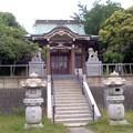 Photos: 下郷熊野神社境内(5月28日)