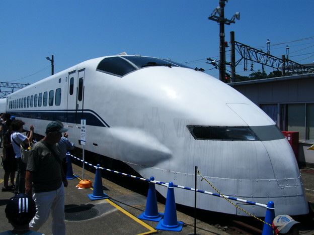 H20新幹線まるごと発見デー浜松  300系J1
