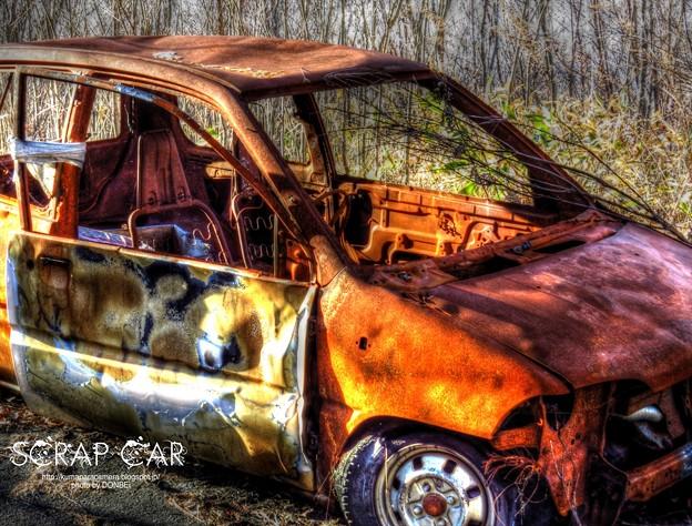 Photos: 廃車