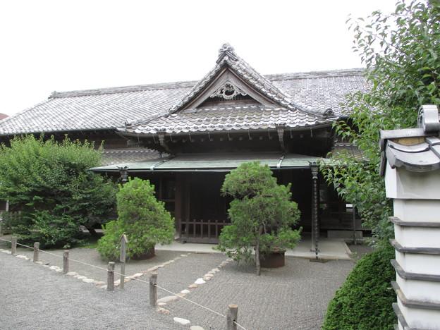 日野宿本陣跡(東京都)
