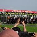東京競馬場第10競走「第80回 東京優駿日本ダービー(GI)」発走の様子