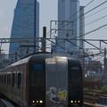 ディアンシー号と名駅ツインタワー