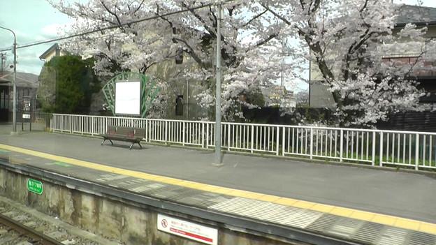 阪急嵐山線の車窓10