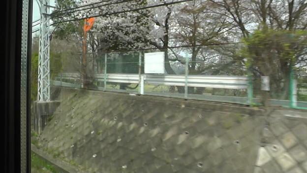 阪急嵐山線の車窓12
